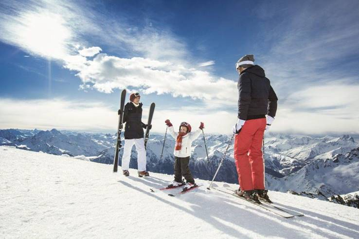 An all-inclusive ski vacation with Club Med.