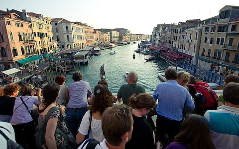 Venice to Introduce Visitor Tax in Latest Bid to Manage Impact of Mass Tourism